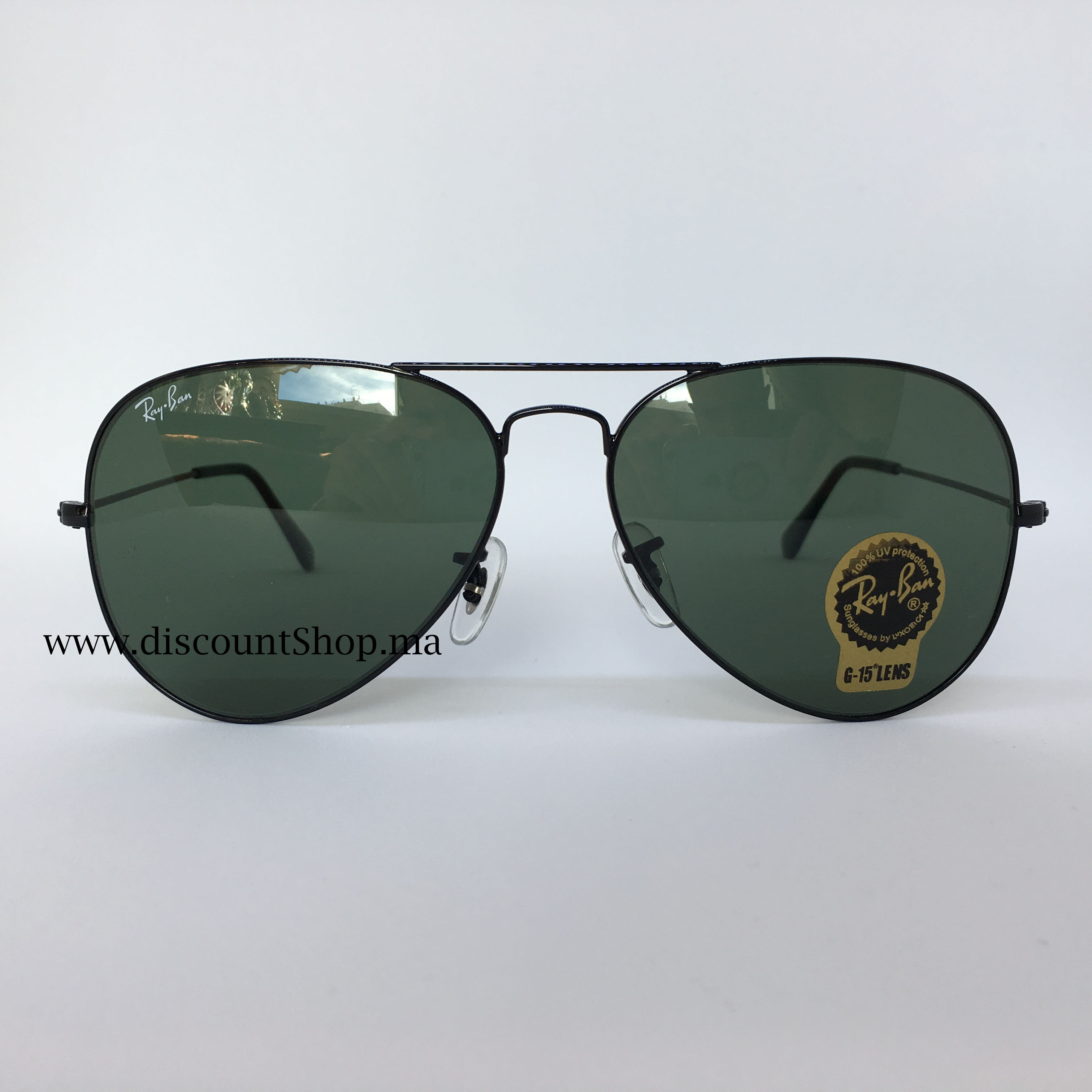 taille lunette ray ban aviator femme