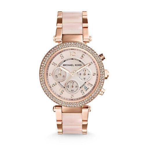 montre-femme-michael-kors-parker-mk5896-bracelet-en-acier-or-rose-et-acetate