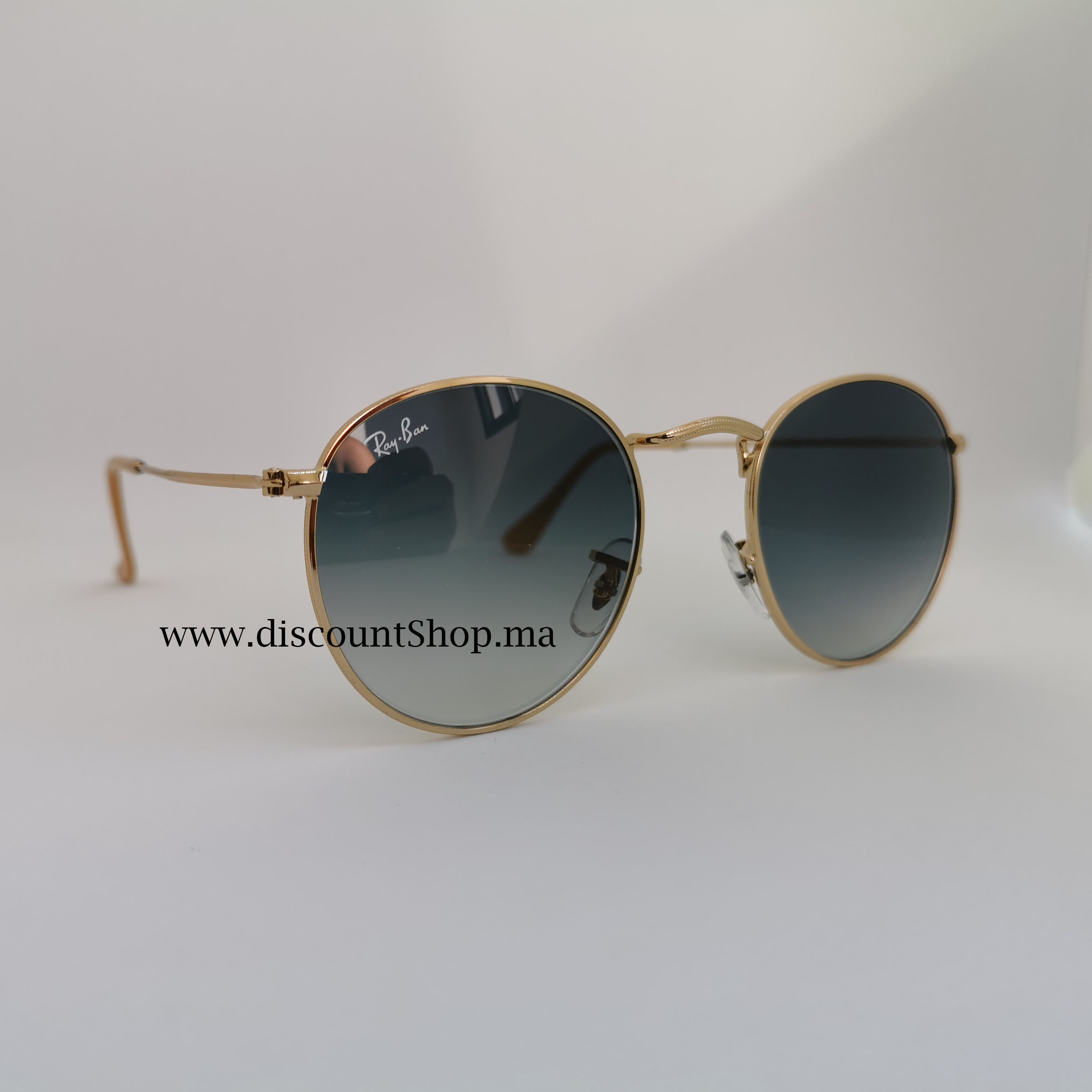 soldes ray ban round